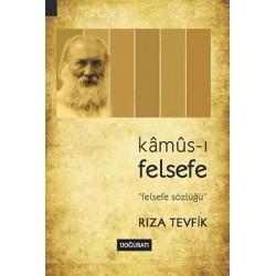 Kâmûs-ı Felsefe - Felsefe Sözlüğü