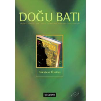 Doğu Batı Sayı 22: Edebiyat Üstüne