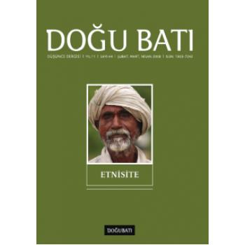 Doğu Batı Sayı 44: Etnisite