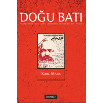 Doğu Batı Sayı 55: Karl Marx