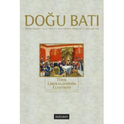 Doğu Batı Sayı 57: Türk Liberalizminin Eleştirisi