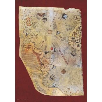 Pîrî Reis Haritası 1513