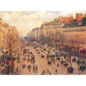 Pissarro, Paris