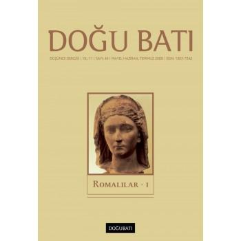 Doğu Batı Sayı 49: Romalılar - I