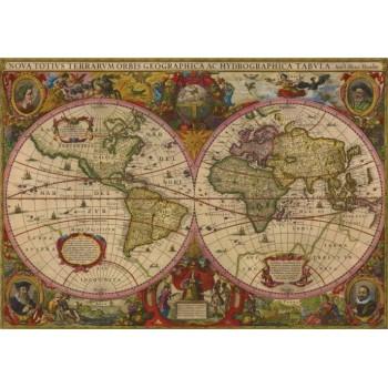 Dünya Haritası 1630