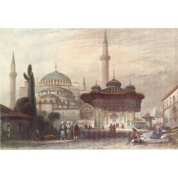 Sultan Ahmed Çeşmesi