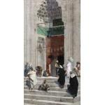 Yeşil Cami Önü