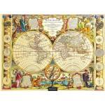 Dünya Haritası  1755
