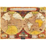 Dünya Haritası 1588